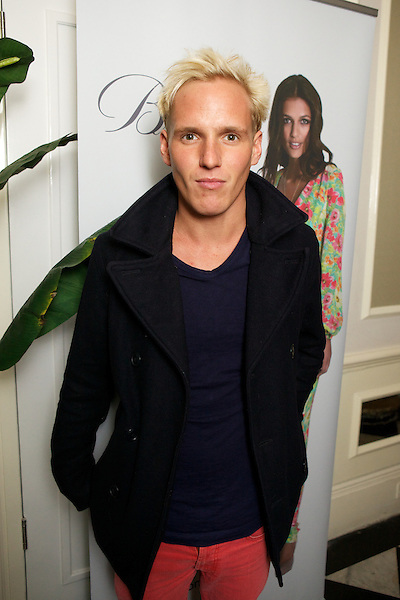 Jamie Laing from Made in Chelsea at The Beulah party at Dorsia, South Kensington, London
