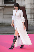 Daisy Lowe at the Royal Academy of Arts Summer Exhibition 2015 at the Royal Academy, London. <br /> June 3, 2015  London, UK<br /> Picture: Dave Norton / Featureflash