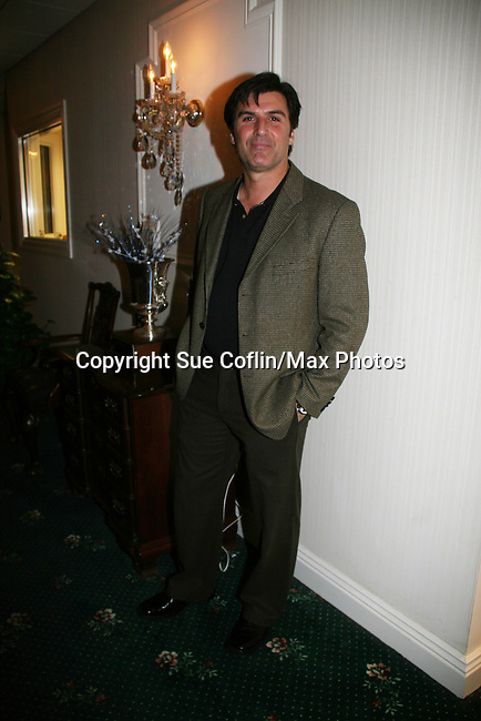 VIncent Irizarry at a benefit for American Lung Association on December 6, 2009 at Mezza on the Green at the Lawrence Country Club. (Photos by Sue Coflin/Max Photos)