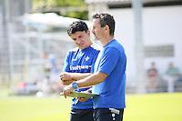 26.08.2015: Training SV Darmstadt 98