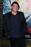 """HOLLYWOOD, LOS ANGELES, CA, USA - MARCH 04: Noam Murro at the Los Angeles Premiere Of Warner Bros. Pictures And Legendary Pictures' """"300: Rise Of An Empire"""" held at TCL Chinese Theatre on March 4, 2014 in Hollywood, Los Angeles, California, United States. (Photo by Xavier Collin/Celebrity Monitor)"""