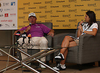 Lee Westwood (ENG) reflected on the improvements to his game since moving to the USA ahead of the 2014 Maybank Malaysian Open at the Kuala Lumpur Golf & Country Club, Kuala Lumpur, Malaysia. Picture:  David Lloyd / www.golffile.ie