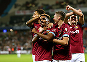 2018 Carabao Cup Football Third Round West Ham Utd v Macclesfield Town Sep 26th