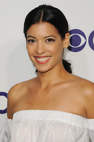 www.acepixs.com<br /> May 17, 2017  New York City<br /> <br /> Stephanie Sigman attending the 2017 CBS Upfront party at The Plaza Hotel on May 17, 2017 in New York City.<br /> <br /> Credit: Kristin Callahan/ACE Pictures<br /> <br /> <br /> Tel: 646 769 0430<br /> Email: info@acepixs.com