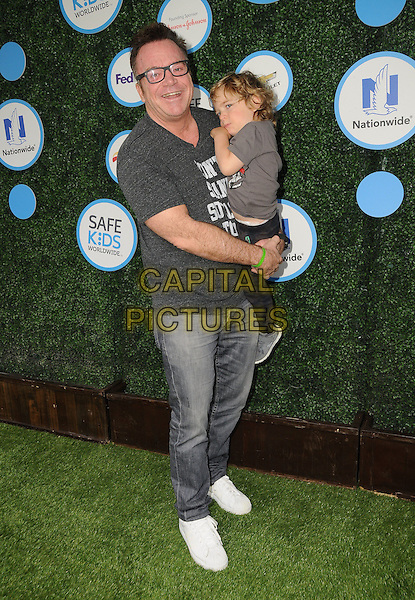 24 April 2016 - Culver City, California - Tom Arnold. Arrivals for Safe Kids Day held at Smashbox Studios. <br /> CAP/ADM/BT<br /> &copy;BT/ADM/Capital Pictures