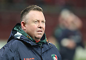 9th December 2017, Thomond Park, Limerick, Ireland; European Rugby Champions Cup, Munster versus Leicester Tigers; Matt O'Connor, Head Coach, Leicester Tigers