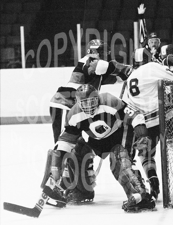Paul Minaker Ottawa 67's 1979. Photo Scott Grant