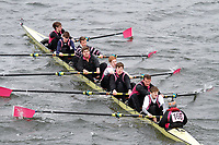 Crew: 166  Abingdon Sch  Event: School J16 2nd eights<br /> <br /> Schools' Head of the River 2017<br /> <br /> To purchase this photo, or to see pricing information for Prints and Downloads, click the blue 'Add to Cart' button at the top-right of the page.