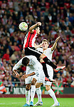 Football match during La Liga, in Bilbao, San Mames<br /> Ath. Club-Real Madrid<br /> aduriz<br /> PHOTOCALL3000