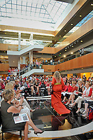 3rd Annual Fashion Obsession raises funds for the American Heart Association's Go Red for Women Campaign at the Miromar Design Center, Estero, Florida, USA, Feb. 4, 2011. Photo by Debi Pittman Wilkey
