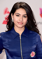 LAS VEGAS, NV - NOVEMBER 16:  Alessia Cara at the 18th Annual Latin Grammy Awards at the MGM Grand Garden Arena on November 16, 2017 in Las Vegas, Nevada. (Photo by Scott Kirkland/PictureGroup)