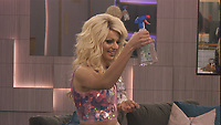 Courtney Act<br /> Celebrity Big Brother 2018 - Day 4<br /> *Editorial Use Only*<br /> CAP/KFS<br /> Image supplied by Capital Pictures
