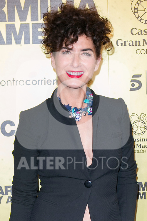 "Spanish Belen Lopez attend the Premiere of the movie ""Carmina y Amen"" at the Callao Cinema in Madrid, Spain. April 28, 2014. (ALTERPHOTOS/Carlos Dafonte)"