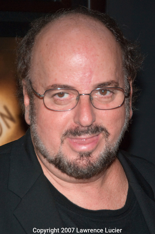 "Director James Toback arrives at a special screening of ""LUST, CAUTION"" September 27, 2007, at the Landmark Sunshine Cinema in New York City.. (Pictured : James Toback)."