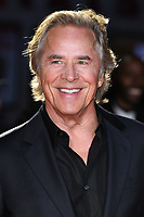 "LONDON, UK. October 08, 2019: Don Johnson arriving for the ""Knives Out"" screening as part of the London Film Festival 2019 at the Odeon Leicester Square, London.<br /> Picture: Steve Vas/Featureflash"