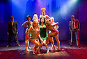 Sweet Charity.Book by Neil Simon,Music by Cy Coleman,Lyrics by Dorothy Fields,directed by Matthew White. Opens at The Menier Chocolate Theatre on 2/12/09.  Credit Geraint Lewis