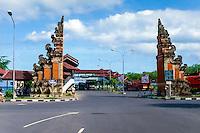 Bali, Karangasem, Padangbai. The ferry terminal in Padangbai, where you can board a ferry to Lombok.