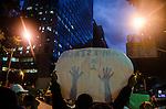 Manifestação da candelária até a cinelândia.