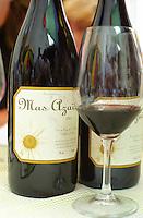 Mas Azais, Vin de Pays de la Haute Vallee de l'Orb, Herault, Languedoc, France