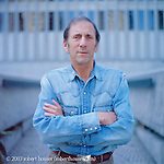 F. Warren Hellman - Chairman - Hellman & Friedman LLC: Executive portrait photographs by San Francisco - corporate and annual report - photographer Robert Houser.