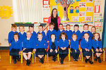 Kilflynn NS Juniors: Miss Farrelly's junior infant class at Kilflynn NS.