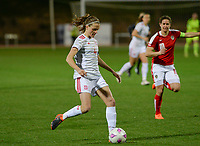 20180228 - LARNACA , CYPRUS : Spanish Irene Paredes Hernandez pictured during a women's soccer game between Spain and Austria , on wednesday 28 February 2018 at GSZ Stadium in Larnaca , Cyprus . This is the first game in group B for Spain and Austria during the Cyprus Womens Cup , a prestigious women soccer tournament as a preparation on the World Cup 2019 qualification duels. PHOTO SPORTPIX.BE | DAVID CATRY
