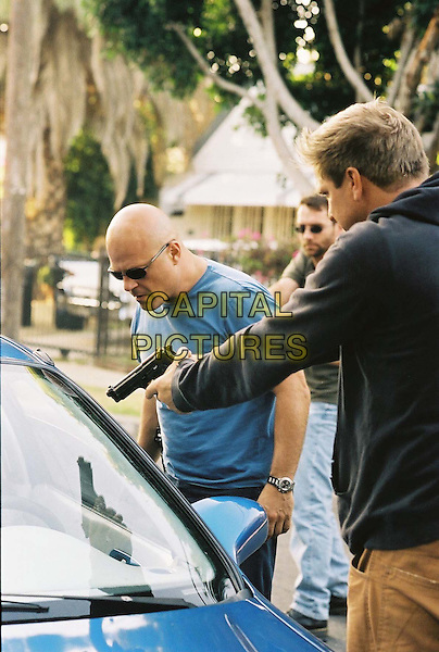 MICHAEL CHILKIS & KENNETH JOHNSON.in The Shield.Season 3.*Editorial Use Only*.www.capitalpictures.com.sales@capitalpictures.com.Supplied by Capital Pictures.