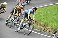 20th May 2018, Giro D italia; stage 15 Tolmezzo to Sappada, Israel Cycling Academy; Hermans, Ben; Passo Della Mauria;