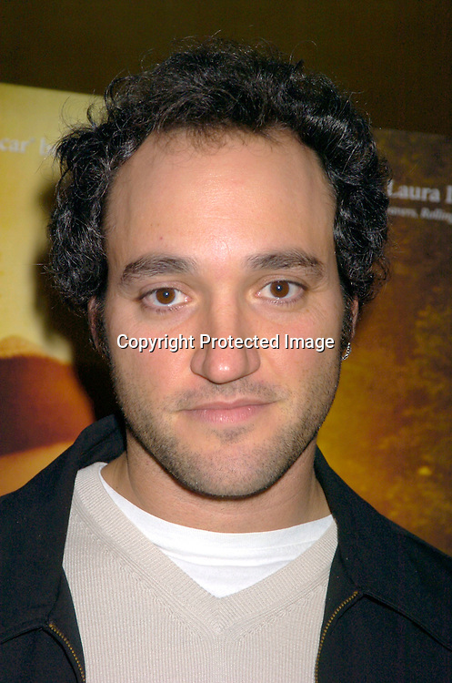 "Greg Bello ..at the New York Premiere of ""ps"" on October 12, 2004 ..at the Clearview Chelsea West. ..Photo by Robin Platzer, Twin Images"