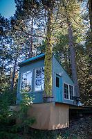 Shasta View Treehouse, Mt. Shasta, California, US