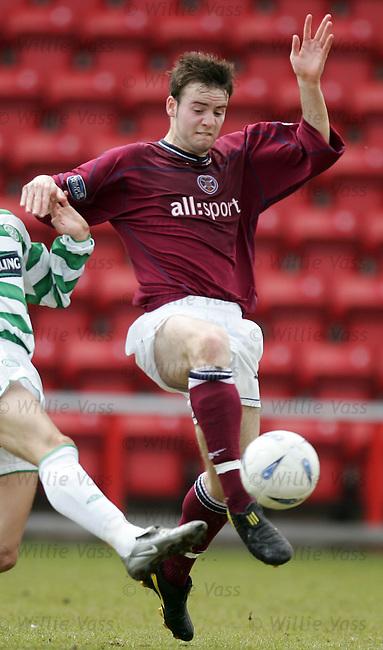 Conall Murtagh, hearts.stock season 2003-2004.pic willie vass
