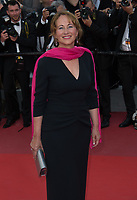 Segolene Royal at the premiere for &quot;The Killing of a Sacred Deer&quot; at the 70th Festival de Cannes, Cannes, France. 22 May 2017<br /> Picture: Paul Smith/Featureflash/SilverHub 0208 004 5359 sales@silverhubmedia.com