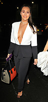 Chloe Goodman at the LFW s/s 2018 Vin + Omi catwalk show &amp; afterparty, Andaz Liverpool Street Hotel, Liverpool Street, London, England, UK, on Monday 11 September 2017.<br /> CAP/CAN<br /> &copy;CAN/Capital Pictures