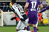 9th February 2018, Stadio Artemio Franchi, Florence, Italy; Serie A football, ACF Fiorentina versus Juventus; Federico Bernardeschi (oscured) of Juventus shoots and scores a goal from a free kick in the 56th minute