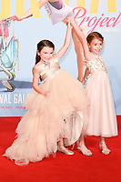 Brooklyn Kimberly Prince &amp; Valeria Cotto at the London Film Festival 2017 screening of &quot;The Florida Project&quot; at Odeon Leicester Square, London, UK. <br /> 13 October  2017<br /> Picture: Steve Vas/Featureflash/SilverHub 0208 004 5359 sales@silverhubmedia.com