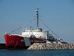 """Icebreaker """"Mackinaw"""" USCG #W83"""