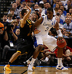 UK Basketball 2011: NCAA West Virginia