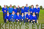 On Friday at Ardfert Golf Club The Ardfert mixed doubles played Ross Golf Club at Ardfert Golf Club. Front l-r: Patrick Lawlor, Amanda Breen, James Conway (manager), kathleen Finnegan, Joe Stack, Kathleen Houlihan (lady capt). Back l-r: Maurice Egan, Ger Hussey, Cathy O'Carroll (manager), Brendan Sinnott (capt), Joan Cantillon ( Lady president), Steve Neiling, Philomena Stack and Mary Savage. ....On August 21st The Crotta GAA Club will be out in force with their bycles to raise funds for their club,as they launched it on Wednesday evening. Front was Jack Joyce. 2nd row l-r: Cryil Lynch, Kathleen Costello,Johnny Hannon, Graham Harris and Paul Culhane. Back l-r: Mary Dillane, Breege McElligott, Mary Fealy, Ann O'Sullivan, Nuala Brassil, Babs Barry, Brendan Culhane, Eoin Lynch, Dan Brassil, Michael Barry and Mark Baker. ....On August 21st The Crotta GAA Club will be out in force with their bycles to raise funds for their club,as they launched it on Wednesday evening. Front was Jack Joyce. 2nd row l-r: Cryil Lynch, Kathleen Costello,Johnny Hannon, Graham Harris and Paul Culhane. Back l-r: Mary Dillane, Breege McElligott, Mary Fealy, Ann O'Sullivan, Nuala Brassil, Babs Barry, Brendan Culhane, Eoin Lynch, Dan Brassil, Michael Barry and Mark Baker. ....