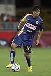 25 July 2007:  Ricardo Rojas (16) of Club America.  Club America was defeated by the Houston Dynamo 0-1 at Robertson Stadium in Houston, Texas, in a first round SuperLiga 2007 match.