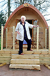 ....Actress Pam St Clement - best known for playing Pat Butcher in EastEnders at ZSL Whipsnade Zoo 04/04/2012 as she launches the Zoos new overnight experience, Lookout Lodge.....An animal lover and keen conservationist, Pam will get a sneak peak of the eight lodges nestled at the heart of the Zoo which give visitors a once-in-a-lifetime chance to sleep surrounded by wild animals and spectacular scenery - look one way and youll see a herd of white rhinos, look the other and youll take in the breathtaking views across the Chiltern DownsPicture By: Brian Jordan / Retna Pictures.. ..-..