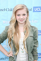 SANTA MONICA, CA - OCTOBER 21:  Sierra McCormick at the Mattel Party On The Pier Benefiting Mattel Children's Hospital UCLA - Red Carpet at Pacific Park at Santa Monica Pier on October 21, 2012 in Santa Monica, California. © mpi20/MediaPunch Inc. /NortePhoto