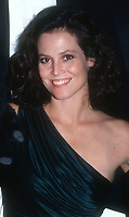 Sigourney Weaver<br /> 1989<br /> Photo By John Barrett/CelebrityArchaeology.com