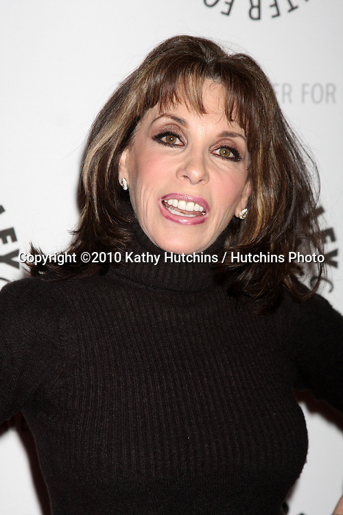 """Kate Linder.arriving at  """"An Evening with All My Children"""" presented by The Paley Center for Media and AFTRA.Paley Center for Media.Beverly Hills, , CA.January 21, 2010.©2010 Kathy Hutchins / Hutchins Photo...."""