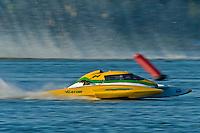 "Matt O'Conner, E-34 ""The Gator"" (5 Litre class hydroplane)"