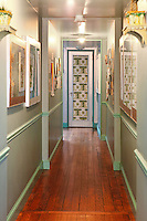 wainscoting wall paneling