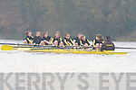 PRESSURE: Ladies from.Muckross Rowing Club under.pressure during the regatta.in Killorglin on Saturday.   Copyright Kerry's Eye 2008