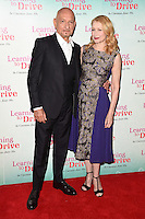 "Sir Ben Kingsley and Patricia Clarkson<br /> arrives for the ""Learning to Drive"" Gala screening at the Curzon Mayfair, London.<br /> <br /> <br /> ©Ash Knotek  D3126  02/06/2016"