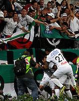 Once Caldas vs. Atletico Nacional, 22-11-2014. LP 2_2014, Cuadrangular Semifinal