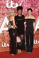 Pixie Lott, Jennifer Hudson and Emma Willis<br /> The ITV Gala at The London Palladium, in London, England on November 09, 2017<br /> CAP/PL<br /> &copy;Phil Loftus/Capital Pictures