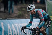 Michael Vanthourenhout (BEL/Marlux-Bingoal)<br /> <br /> Superprestige cyclocross Hoogstraten 2019 (BEL)<br /> Elite Men's Race<br /> <br /> &copy;kramon